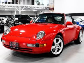 Used 1995 Porsche 911 Carrera Convertible for sale in Vaughan, ON