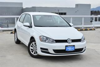 Used 2016 Volkswagen Golf 3-Dr 1.8T Trendline 6sp at w/Tip for sale in Burnaby, BC