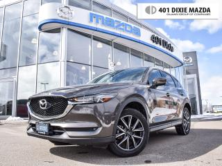 Used 2018 Mazda CX-5 GT AWD at|1.9% FINANCE AVAILABLE|NO ACCIDENTS for sale in Mississauga, ON