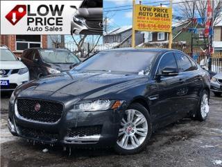 Used 2016 Jaguar XF Leather*Sunroof*Navi*BlindSpot*Camera*FullOpti* for sale in Toronto, ON
