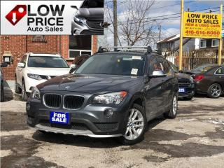 Used 2015 BMW X1 xDrive28i*Panoramic*PowerSeats*Automatic*RoofRack* for sale in Toronto, ON