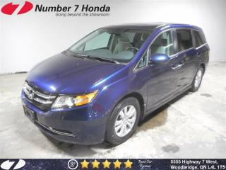 Used 2015 Honda Odyssey EX| Backup Cam, Bluetooth, Power Group! for sale in Woodbridge, ON