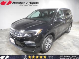 Used 2017 Honda Pilot EX-L w/Navi for sale in Woodbridge, ON