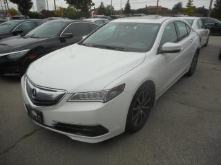 Used 2015 Acura TLX SH-AWD  SH-AWD for sale in Woodbridge, ON