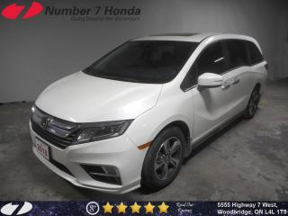 Used 2018 Honda Odyssey EX-L| Navi, Leather, Backup Cam! for sale in Woodbridge, ON
