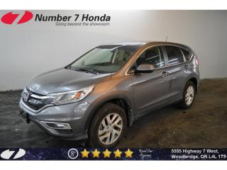Used 2016 Honda CR-V EX-L for sale in Woodbridge, ON