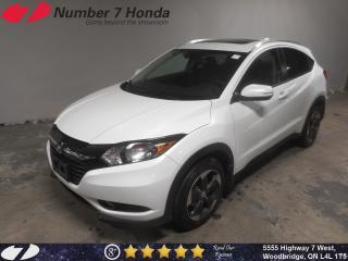 Used 2018 Honda HR-V EX-L NAVI| Loaded, Leather, Navi! for sale in Woodbridge, ON