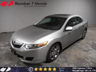 Used 2010 Acura TSX | Sunroof, Power Group Options, 6-Speed Manual! for sale in Woodbridge, ON