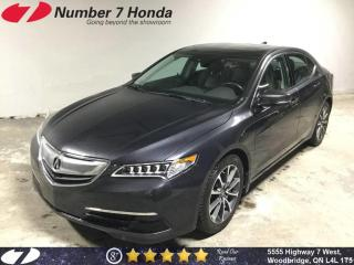 Used 2015 Acura TLX V6 Tech for sale in Woodbridge, ON