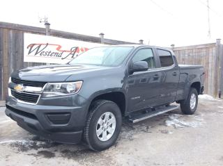 Used 2017 Chevrolet Colorado 4WD WT for sale in Stittsville, ON