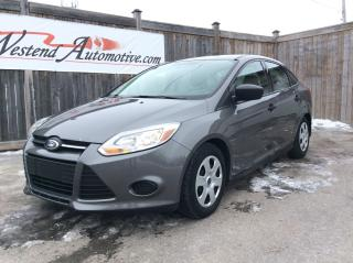 Used 2014 Ford Focus S for sale in Stittsville, ON