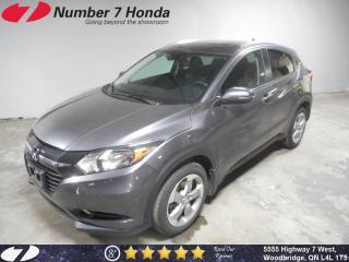 Used 2018 Honda HR-V EX| Backup Cam, Sunroof, Bluetooth! for sale in Woodbridge, ON
