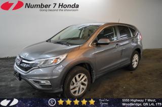 Used 2015 Honda CR-V EX  Sunroof, Backup Cam, All-Wheel Drive! for sale in Woodbridge, ON