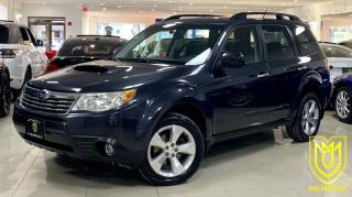 Used 2009 Subaru Forester 2.5XT Limited for sale in North York, ON