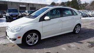 Used 2009 Mercedes-Benz B-Class B200 PANORAMIC SUNROOF BLUETOOTH CERTIFIED 2YR WARRANTY for sale in Milton, ON