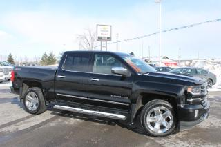 Used 2016 Chevrolet Silverado 1500 LTZ for sale in Carleton Place, ON