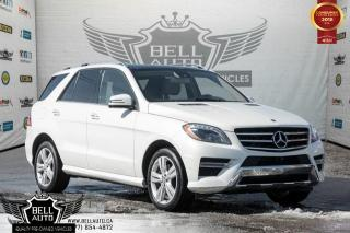 Used 2014 Mercedes-Benz ML-Class ML 350 BlueTEC, NAVI, 360 CAM, PANO ROOF, LEATHER for sale in Toronto, ON