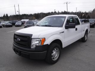 Used 2014 Ford F-150 XL SuperCab 6.5ft. Bed 2WD with Gas and Natural Gas Tank for sale in Burnaby, BC