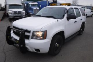 Used 2008 Chevrolet Tahoe Police 2WD for sale in Burnaby, BC