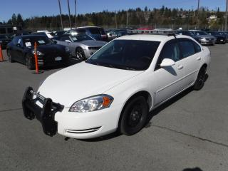 Used 2006 Chevrolet Impala police for sale in Burnaby, BC