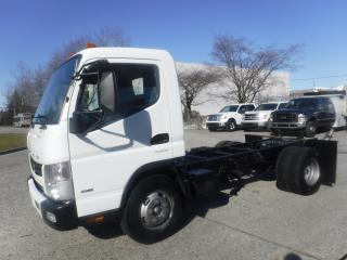 Used 2012 Mitsubishi Fuso FE Diesel Cab and Chassis 3 passenger for sale in Burnaby, BC