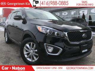 Used 2017 Kia Sorento LX+ | 7 PASSENGER | AWD | ONE OWNER | for sale in Georgetown, ON