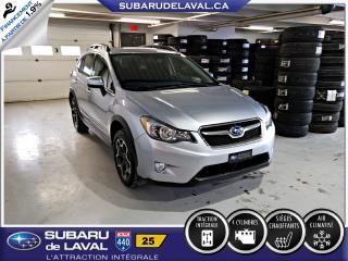 Used 2015 Subaru XV Crosstrek 2.0i Touring Awd ** Caméra de recul ** for sale in Laval, QC