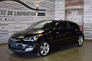 Used 2013 Hyundai Veloster MAGS+CAMERA for sale in Laval, QC