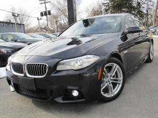 Used 2014 BMW 528 i 528I XDRIVE~M-SPORT PKG~ONE OWNER~98KMS~NAVI !!! for sale in Burlington, ON