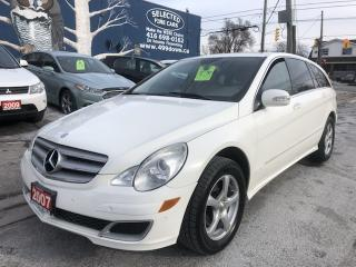 Used 2007 Mercedes-Benz R-Class 3.5L for sale in Toronto, ON
