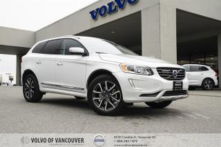 Used 2017 Volvo XC60 T5 AWD SE Premier CERTIFIED PRE-OWNED | LEATHER | SUNROOF | HEATED SEATS | BLUETOOTH for sale in Vancouver, BC