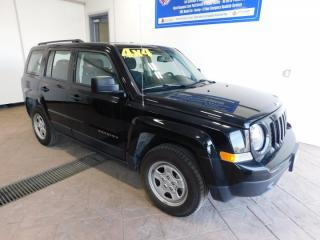 Used 2017 Jeep Patriot sport 4x4 for sale in Listowel, ON