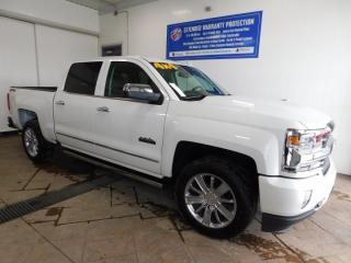 Used 2018 Chevrolet Silverado 1500 High Country LEATHER SUNROOF for sale in Listowel, ON