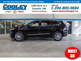 New 2018 Buick Enclave Essence for sale in Dauphin, MB
