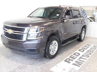 Used 2017 Chevrolet Tahoe LS for sale in Red Deer, AB