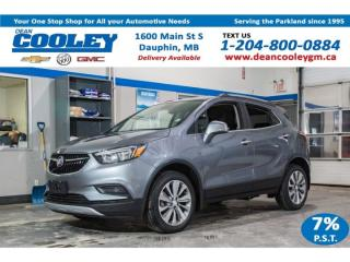 New 2019 Buick Encore Preferred for sale in Dauphin, MB