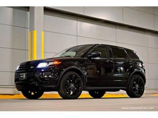 Used 2015 Land Rover Evoque - for sale in Vancouver, BC