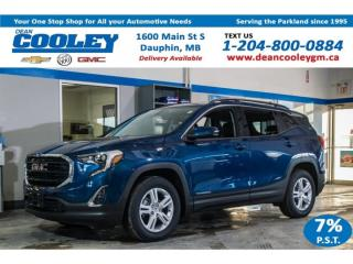 New 2019 GMC Terrain SLE for sale in Dauphin, MB