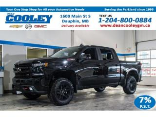 New 2019 Chevrolet Silverado 1500 LT Trail Boss for sale in Dauphin, MB