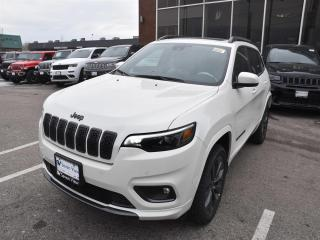 New 2019 Jeep Cherokee High Altitude|LEATHER|LUXURY GRP|SAFETY GRP|PANO S for sale in Concord, ON