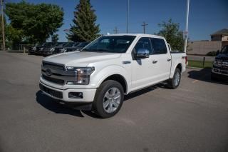 New 2019 Ford F-150 PLATINUM for sale in Okotoks, AB