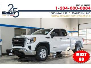 Used 2019 GMC Sierra 1500 for sale in Dauphin, MB