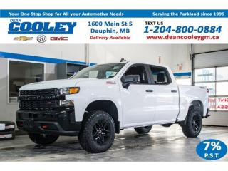 New 2019 Chevrolet Silverado 1500 Custom Trail Boss for sale in Dauphin, MB