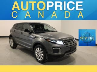 Used 2017 Land Rover Evoque SE NAVIGATION|PANOROOF|LEATHER for sale in Mississauga, ON