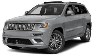 New 2019 Jeep Grand Cherokee Summit for sale in Ottawa, ON