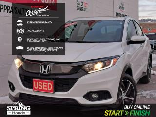 Used 2019 Honda HR-V Sport EXTENDED WARRANTY, NO ACCIDENTS, 2 SETS OF KEYS, GREAT ON GAS for sale in Cranbrook, BC