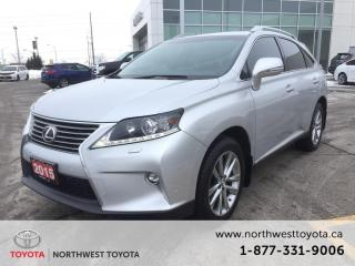 Used 2015 Lexus RX 350 for sale in Brampton, ON