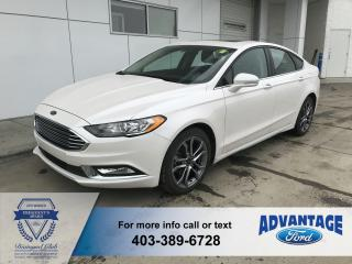 Used 2017 Ford Fusion SE for sale in Calgary, AB