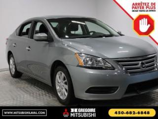 Used 2014 Nissan Sentra SV LUXE A/C for sale in Laval, QC