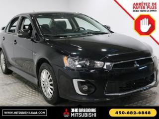 Used 2016 Mitsubishi Lancer SE LTD AWD GR for sale in Laval, QC